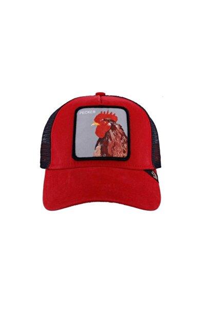 Goorin Bros Unisex Kırmızı Şapka Plucker