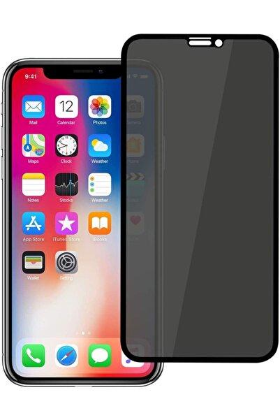 ROBEVE Iphone 11 Uyumlu Temperli Tam Koruma Hayalet Cam Ekran Koruyucu