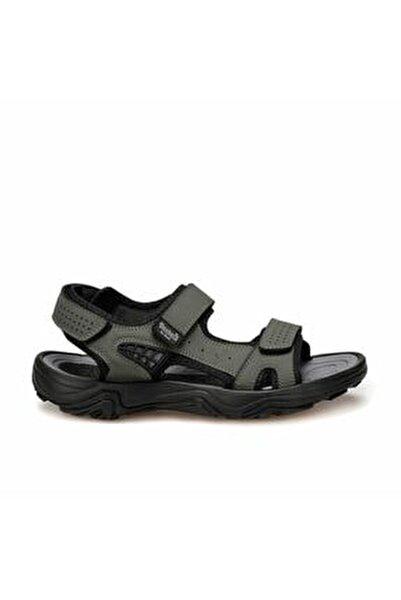 Erkek Haki Confort Casual Spor Sandalet 228653
