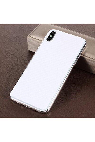 Ally Mobile Iphone X, Xs 5.8 Karbon Fiber Arka Kaplama Sticker