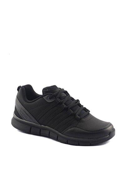 Lescon Kadın Siyah Spor Ayakkabı L-5117