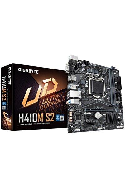 Gigabyte Gıgabyte H410m-s2 Ddr4 2933/2133mhz Matx Dvı 1200p