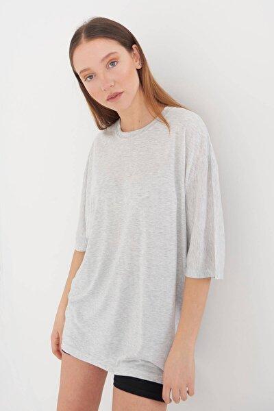 Addax Oversize T-shirt P9346 - X4