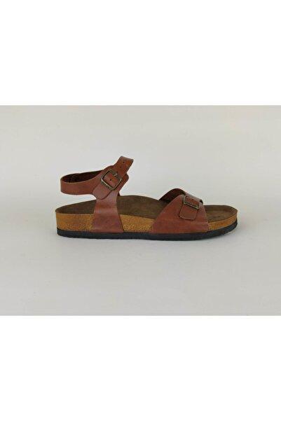 ÇELEMLİ Erkek Deri Sandalet