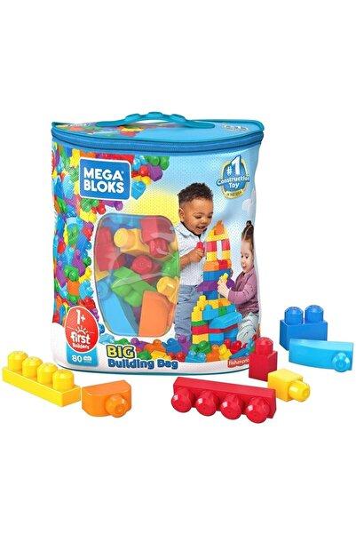 Mega Bloks 80'li Blok Torbaları - Mavi