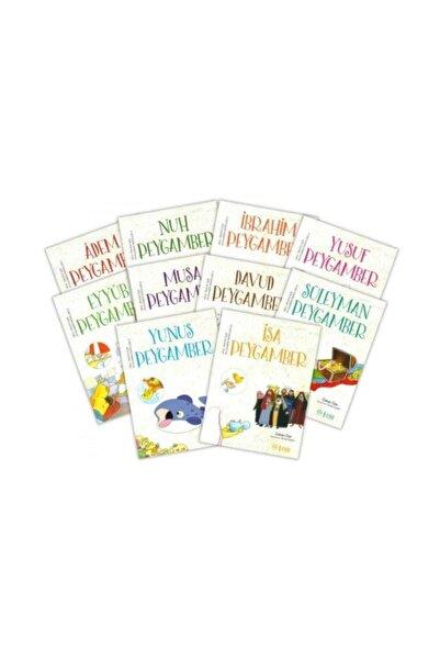 Diyanet İşleri Başkanlığı Peygamber Hikayeleri Okul Öncesi (10 Kitap Set)