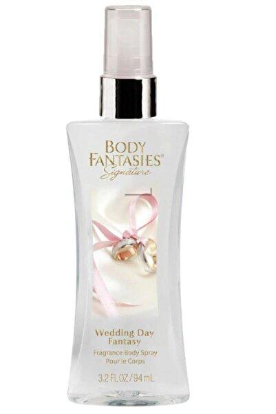 Body Fantasies Vücut Spreyi - Wedding Day Fantasy 94 Ml
