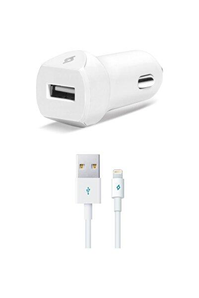 Ttec Speed Charger Iphone Uyumlu Araç Şarj Cihazı 2cks01l