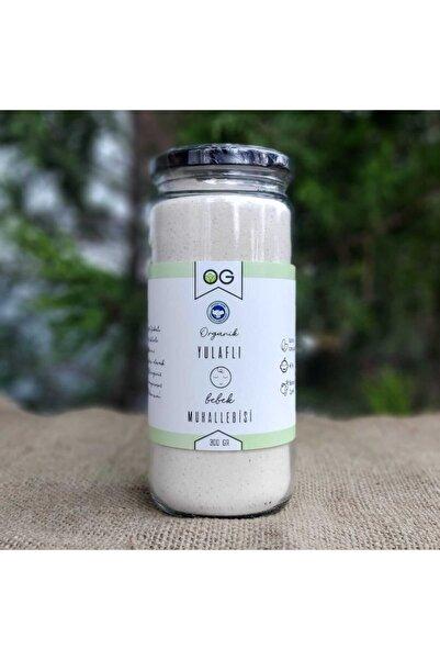 OG natural Organik Yulaflı Bebek Muhallebisi Karışımı 300 gr 6 Ay