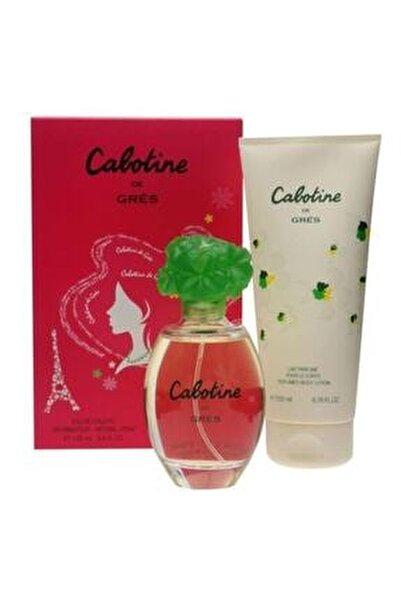 Gres Edt 100 ml Kadın Parfüm Seti 7640163970708