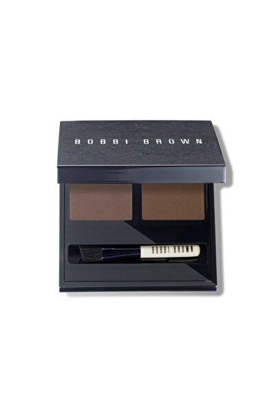BOBBI BROWN Brow Kit / Kaş Seti Fh19 1oz/3g Dark 716170226897