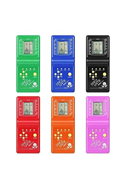 Sunman Kutulu Tetris Oyunu