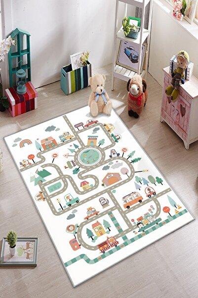 KARNAVAL HOME Çocuk Odası Halısı