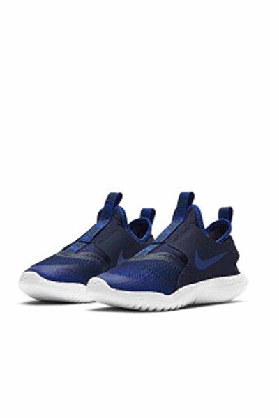 Nike Unisex Çocuk Lacivert Flex Runner Yürüyüş Koşu Ayakkabı At4663-407