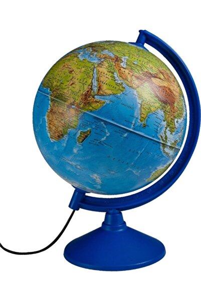 SmartFox Gürbüz Işıklı Küre - Fiziki Siyasi Harita Dünya Küresi 26cm 41261