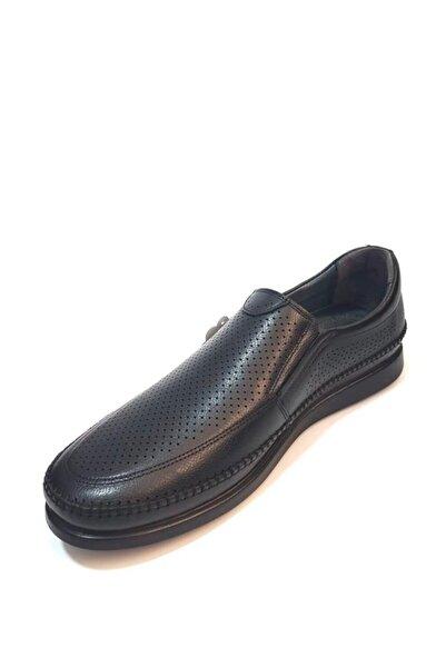 EREN Erkek Büyük Numara Hakiki Deri Günlük Ayakkabı