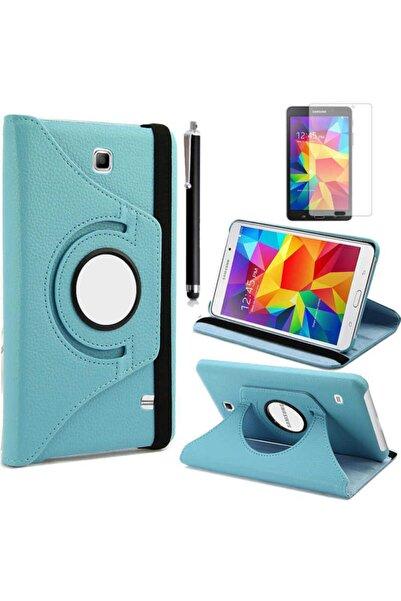 zore Galaxy Tab 4 7.0 T230 Dönebilen Standlı Kılıf