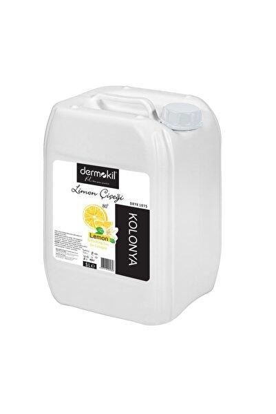 Dermokil 5 Lt Limon Kolonyası