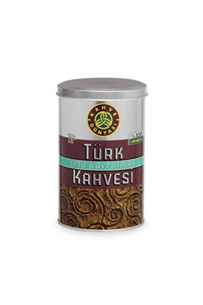 Kahve Dünyası Orta Kavrulmuş Türk Kahvesi 250g