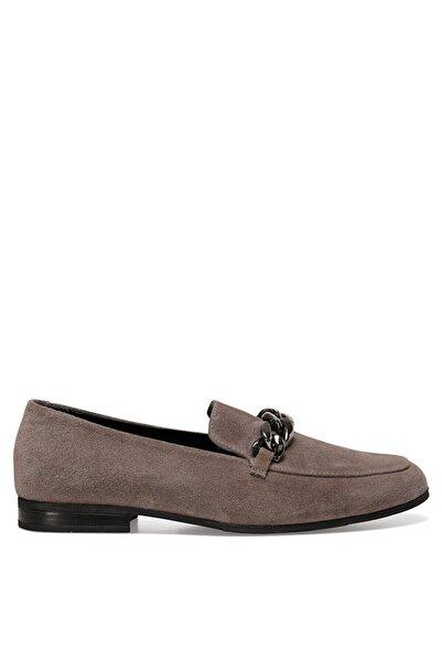 Nine West Semla Vizon Kadın Loafer Ayakkabı