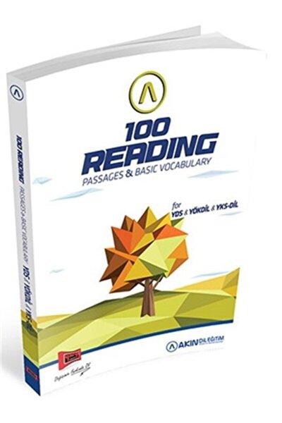Akın Dil Eğitimi Yargı Yayınları Yds Yökdil Yksdil 100 Reading Passages Basic Voca