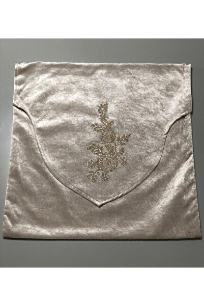 Çt Çeyizci Tekstil Çeyizlik Kadife Zarf Nişan Bohçası