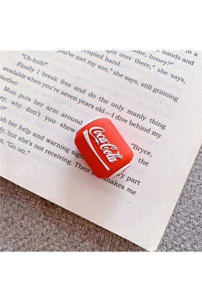 MY MÜRDÜM Coca Cola Temalı Sevimli Silikon Kablo Koruyucu