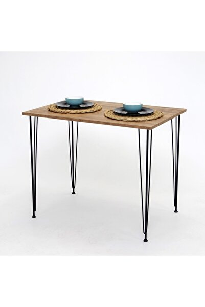 Mars Mobilya Milano XL Çam Mutfak Masası