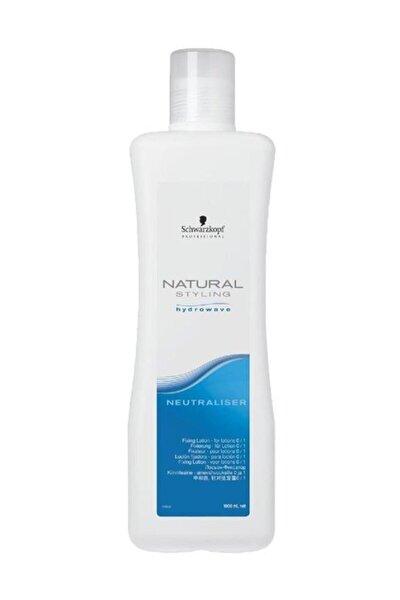 SCHWARZKOPF HAIR MASCARA Natural Styling Perma Nötralizan 1000 ml