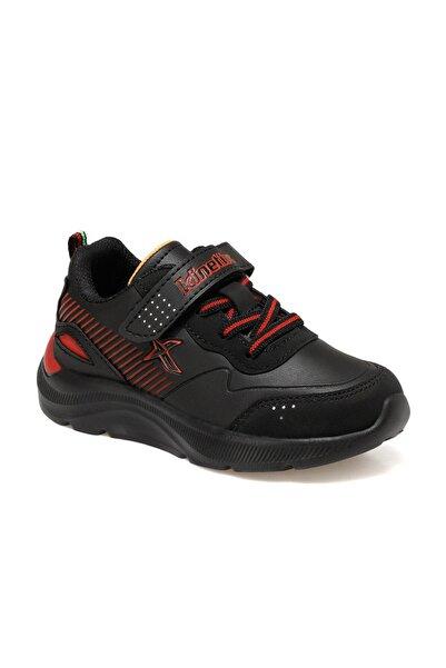 Kinetix Erkek Çocuk Siyah Roars Sneaker Spor Ayakkabı