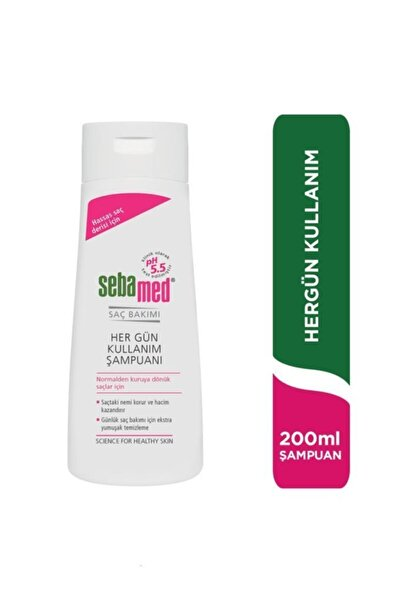 Sebamed Şampuan Hergün 200 ml