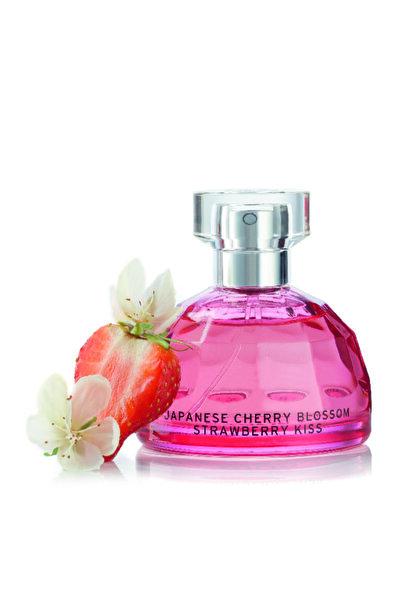 THE BODY SHOP Japanese Cherry Blossom Strawberry Kiss Edt 50ml
