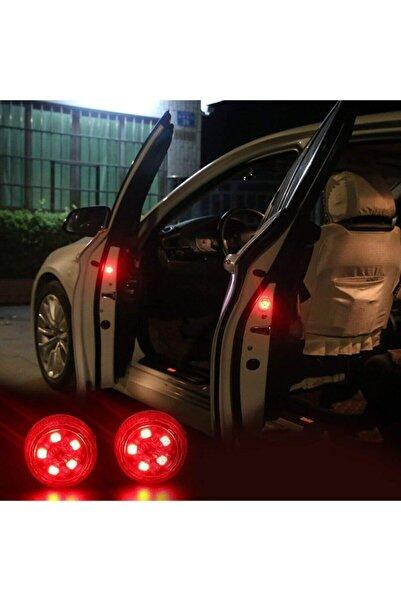 CMT Araba Kapı Açma Sensörlü Ikaz Lambası Led