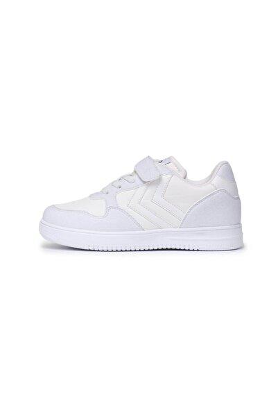 HUMMEL Unisex Çocuk Beyaz Sneaker