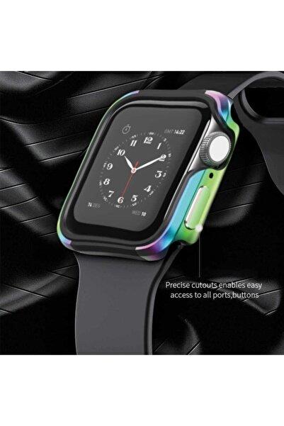 zore Apple Watch 40mm Uyumlu Defense Darbe Emici Kılıf
