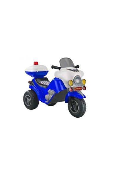 Baby2Go 2092 3 Teker 6v Akülü Motor Mavi