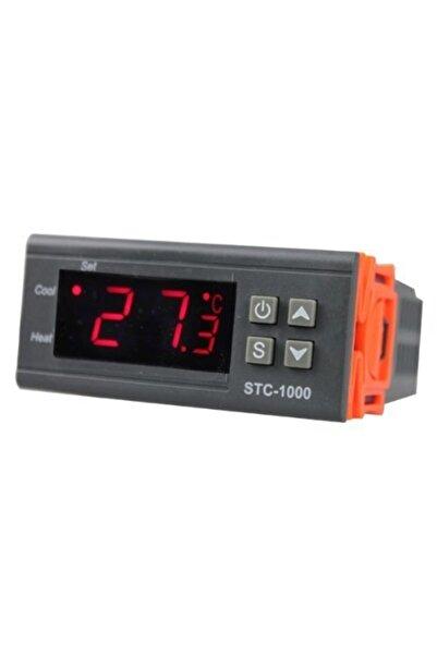 Temiz Pazar Stc-1000 Lcd Problu Termostat 12v
