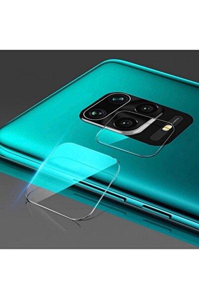 Telehome Xiaomi Redmi Note 9s Note 9 Pro Uyumlu Kamera Koruma Camı Lens Koruma