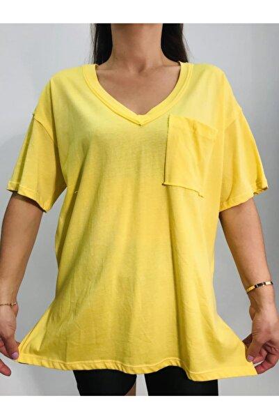 BSL Cep Detay Tişört