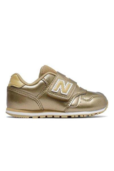 New Balance Kız Çocuk Gold Bantlı Spor Ayakkabı Iv373gd