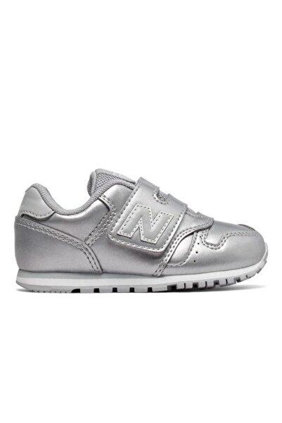 New Balance Kız Çocuk Gümüş Spor Ayakkabısı
