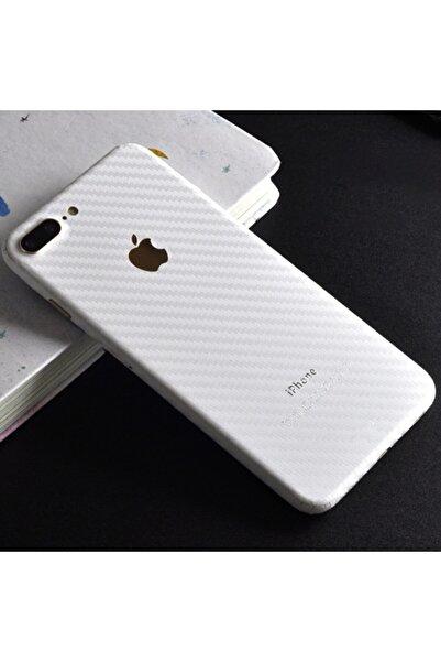 Ally Mobile Iphone 7 Plus Uyumlu Karbon Fiber Kaplama Sticker