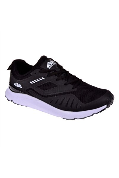 Friendly Erkek Spor Ayakkabı Sneakers Rovereto Siyah Beyaz