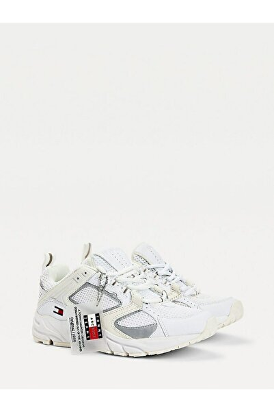 Tommy Hilfiger Kadın Archıve Mesh Runner Sneaker