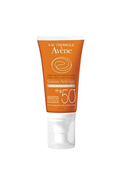 Avene Anti-age Solaire Spf 50+ Yaşlanma Karşıtı Güneş Kremi 50 ml