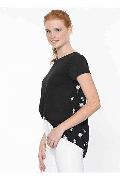 Levi's Kadın Siyah T-Shirt 39483-0000
