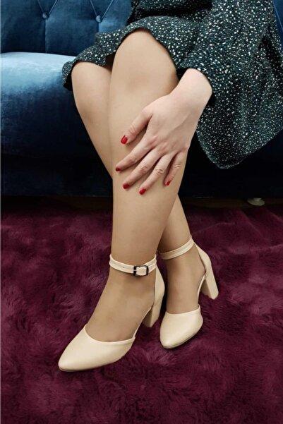 TREND Kadın Topuklu Ayakkabı Ox08