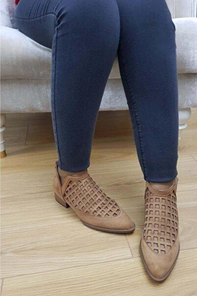 TREND Kadın Kahverengi Günlük Ayakkabı