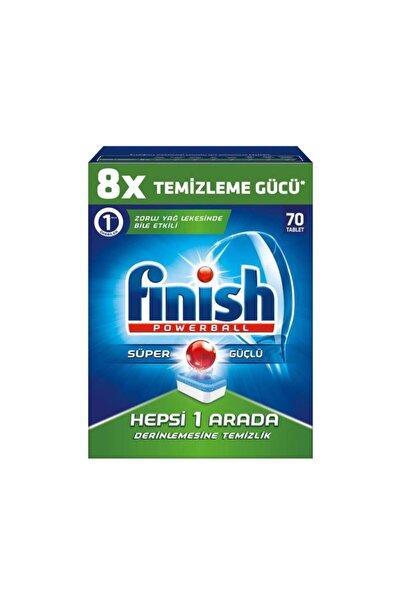 Finish Hepsi Bir Arada Tablet 70 Tablet