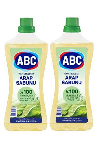 ABC Sıvı Doğal Arap Sabunu 900 ml x 2 Adet